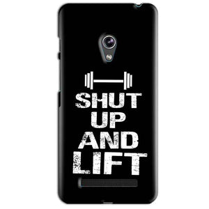 Asus Zenfone 5 Mobile Covers Cases Shut Up And Lift - Lowest Price - Paybydaddy.com