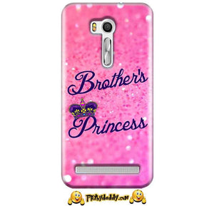Asus Zenfone Go ZB551KL Mobile Covers Cases Brothers princess - Lowest Price - Paybydaddy.com