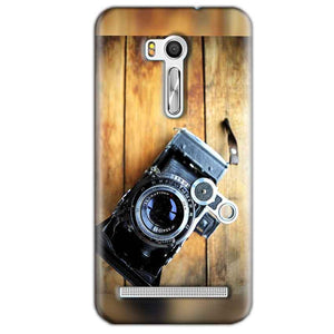 Asus Zenfone Go ZB551KL Mobile Covers Cases Camera With Wood - Lowest Price - Paybydaddy.com