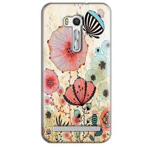 Asus Zenfone Go ZB551KL Mobile Covers Cases Deep Water Jelly fish- Lowest Price - Paybydaddy.com