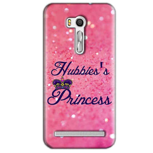 Asus Zenfone Go ZB551KL Mobile Covers Cases Hubbies Princess - Lowest Price - Paybydaddy.com