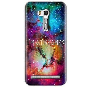 Asus Zenfone Go ZB551KL Mobile Covers Cases I am Dreamer - Lowest Price - Paybydaddy.com