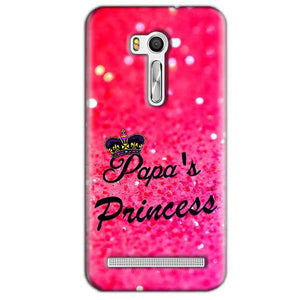 Asus Zenfone Go ZB551KL Mobile Covers Cases PAPA PRINCESS - Lowest Price - Paybydaddy.com