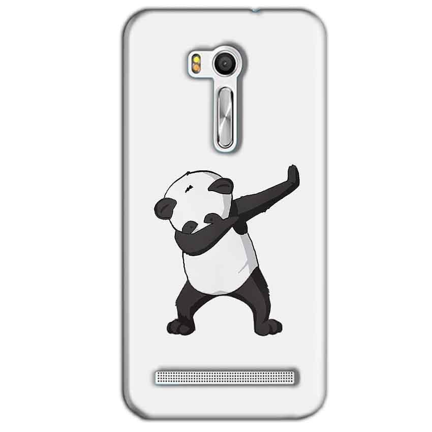 Asus Zenfone Go ZB551KL Mobile Covers Cases Panda Dab - Lowest Price - Paybydaddy.com