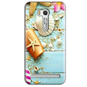Asus Zenfone Go ZB551KL Mobile Covers Cases Pearl Star Fish - Lowest Price - Paybydaddy.com