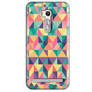Asus Zenfone Go ZB551KL Mobile Covers Cases Prisma coloured design - Lowest Price - Paybydaddy.com
