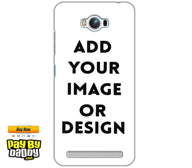 Asus Zenfone Max Photo on Cover - Photo Back Cover - Customized Mobile Covers