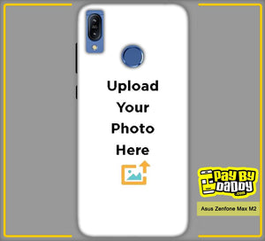 Customized Asus Zenfone Max M2 Mobile Phone Covers & Back Covers with your Text & Photo