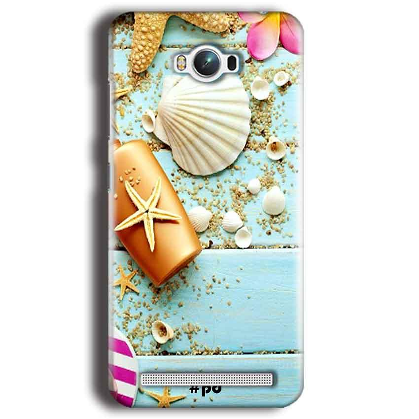 Asus Zenfone Max Mobile Covers Cases Pearl Star Fish - Lowest Price - Paybydaddy.com