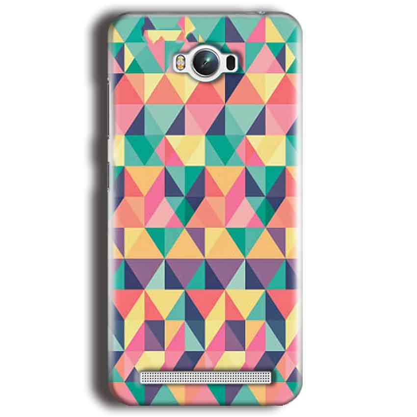 Asus Zenfone Max Mobile Covers Cases Prisma coloured design - Lowest Price - Paybydaddy.com