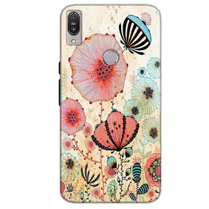 Asus Zenfone Max Pro M1 Mobile Covers Cases Deep Water Jelly fish- Lowest Price - Paybydaddy.com