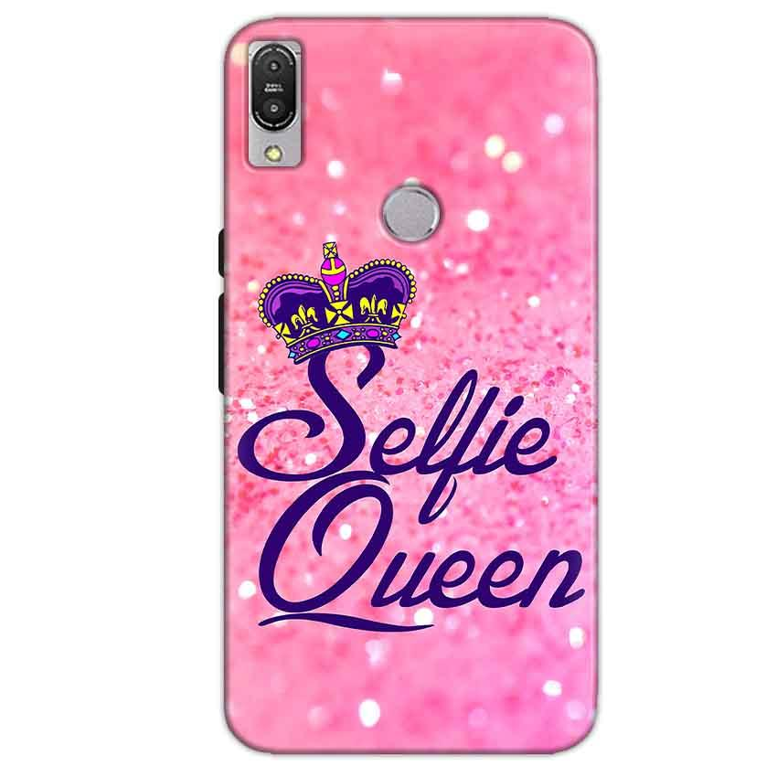 Asus Zenfone Max Pro M1 Mobile Covers Cases Selfie Queen - Lowest Price - Paybydaddy.com