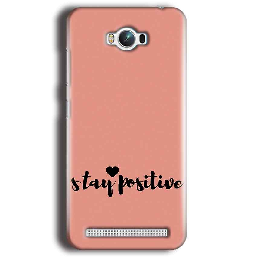 Asus Zenfone Max Mobile Covers Cases Stay Positive - Lowest Price - Paybydaddy.com