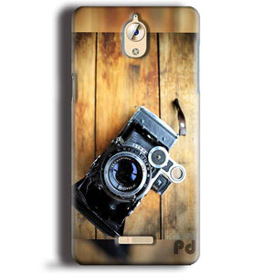 CoolPad Mega 3 Mobile Covers Cases Camera With Wood - Lowest Price - Paybydaddy.com