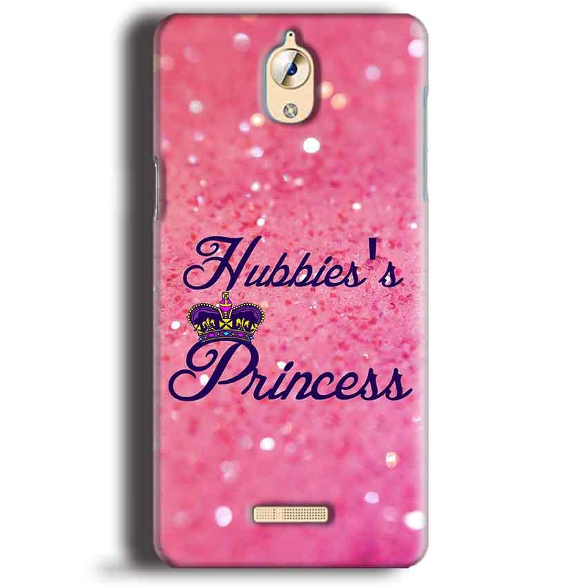 CoolPad Mega 3 Mobile Covers Cases Hubbies Princess - Lowest Price - Paybydaddy.com