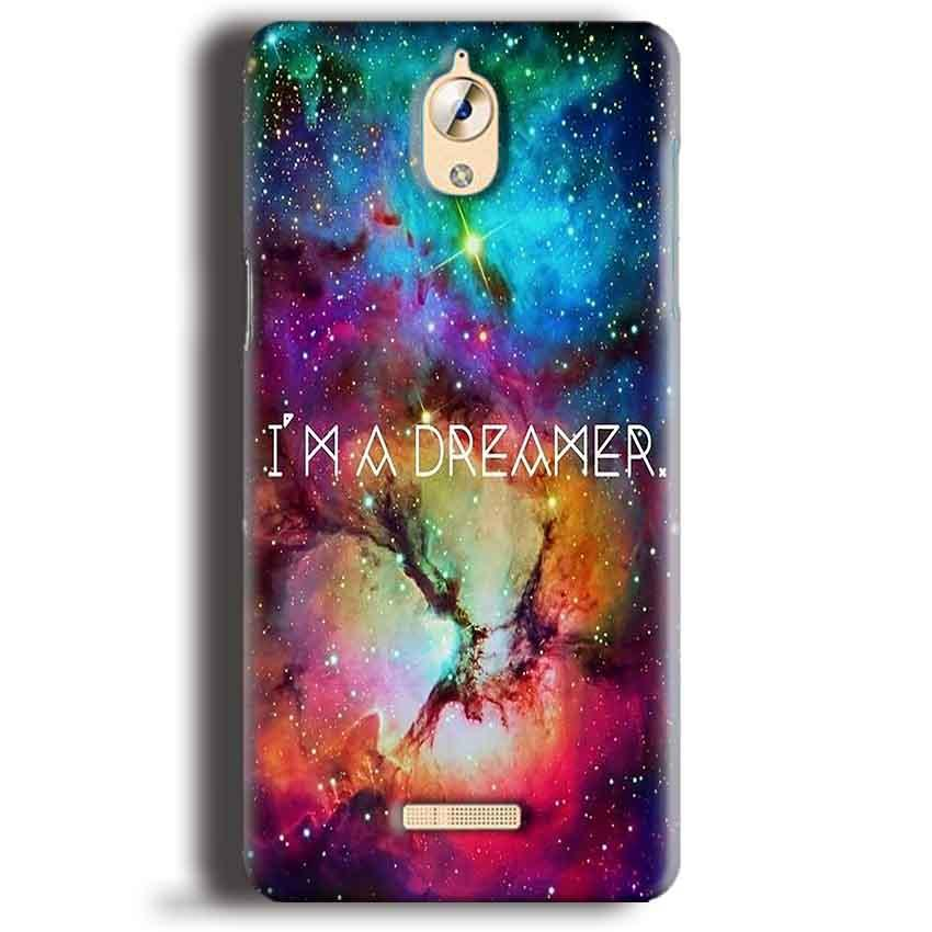 CoolPad Mega 3 Mobile Covers Cases I am Dreamer - Lowest Price - Paybydaddy.com
