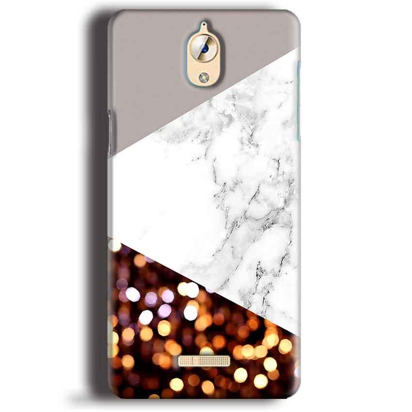 CoolPad Mega 3 Mobile Covers Cases MARBEL GLITTER - Lowest Price - Paybydaddy.com