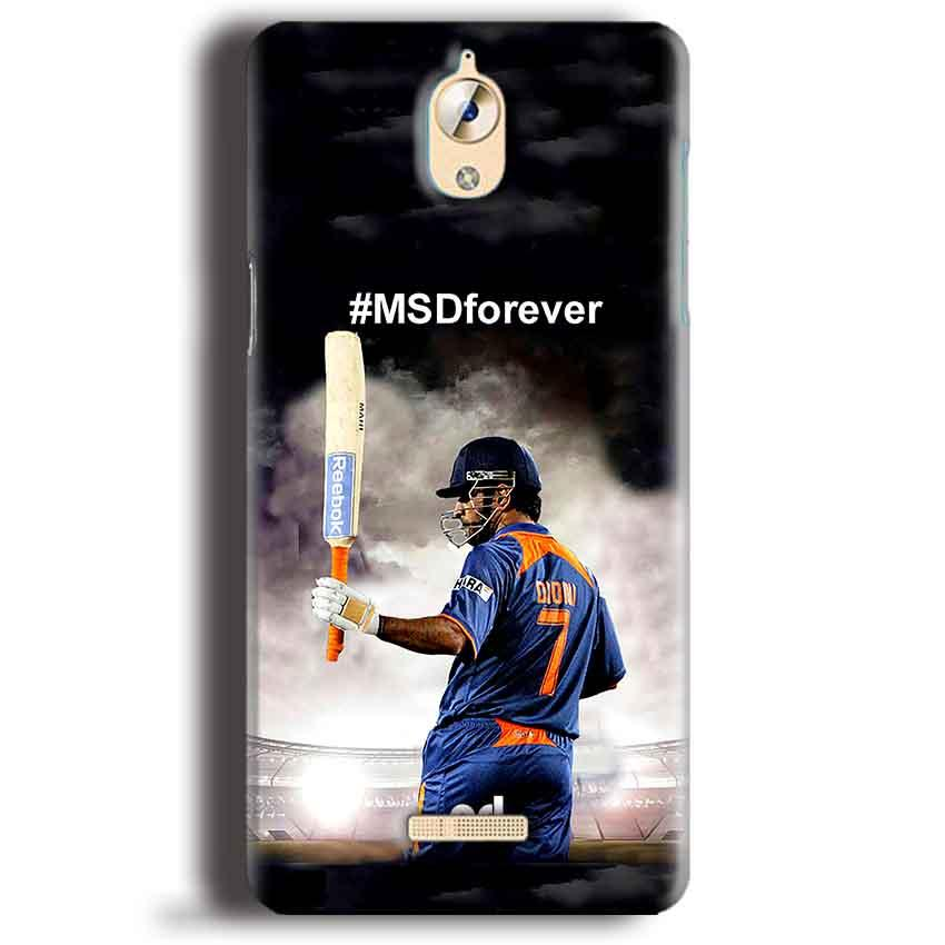 CoolPad Mega 3 Mobile Covers Cases MS dhoni Forever - Lowest Price - Paybydaddy.com