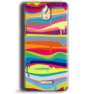 CoolPad Mega 3 Mobile Covers Cases Melted colours - Lowest Price - Paybydaddy.com