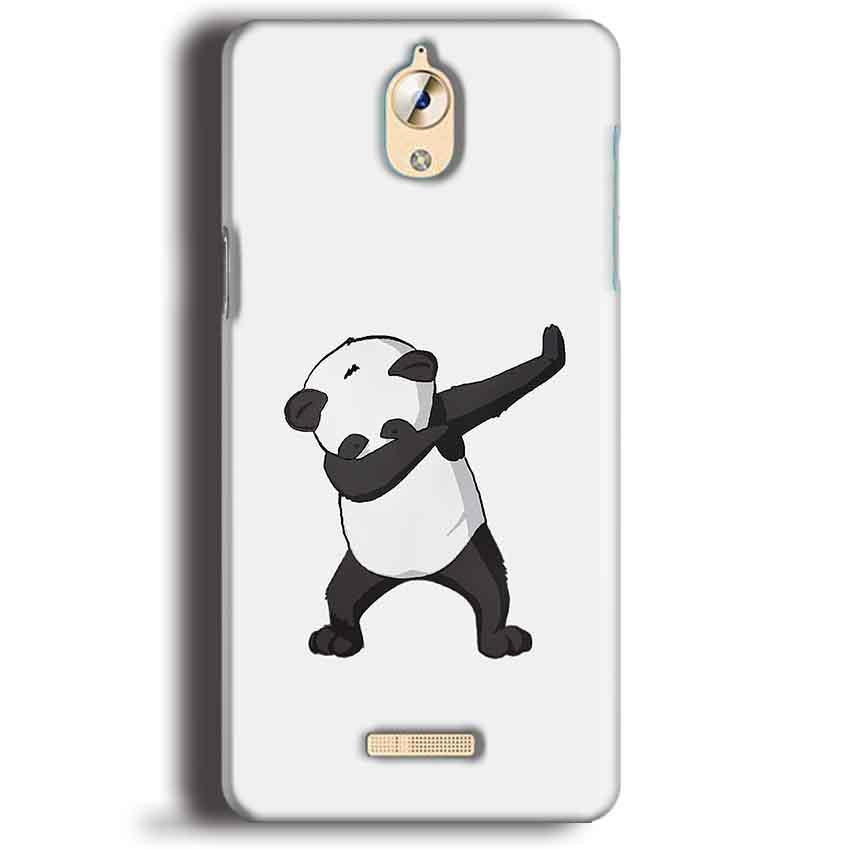 CoolPad Mega 3 Mobile Covers Cases Panda Dab - Lowest Price - Paybydaddy.com
