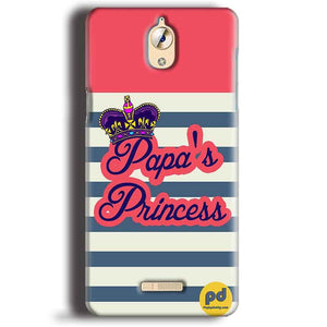 CoolPad Mega 3 Mobile Covers Cases Papas Princess - Lowest Price - Paybydaddy.com