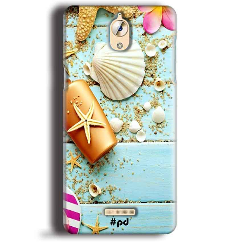 CoolPad Mega 3 Mobile Covers Cases Pearl Star Fish - Lowest Price - Paybydaddy.com