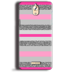 CoolPad Mega 3 Mobile Covers Cases Pink colour pattern - Lowest Price - Paybydaddy.com