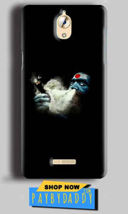 CoolPad Mega 3 Mobile Covers Cases Shiva Aghori Smoking - Lowest Price - Paybydaddy.com