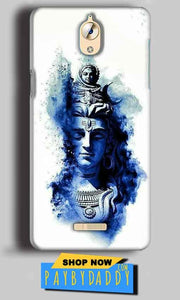 CoolPad Mega 3 Mobile Covers Cases Shiva Blue White - Lowest Price - Paybydaddy.com