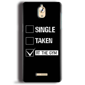 CoolPad Mega 3 Mobile Covers Cases Single Taken At The Gym - Lowest Price - Paybydaddy.com