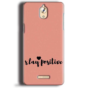 CoolPad Mega 3 Mobile Covers Cases Stay Positive - Lowest Price - Paybydaddy.com