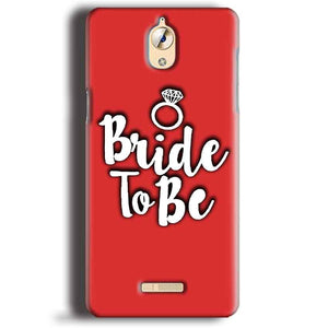 CoolPad Mega 3 Mobile Covers Cases bride to be with ring - Lowest Price - Paybydaddy.com