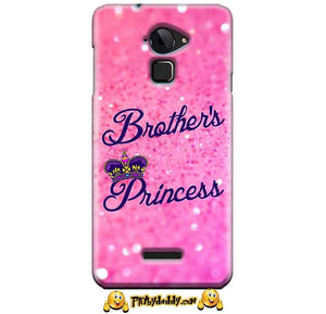 CoolPad Note 3 Mobile Covers Cases Brothers princess - Lowest Price - Paybydaddy.com