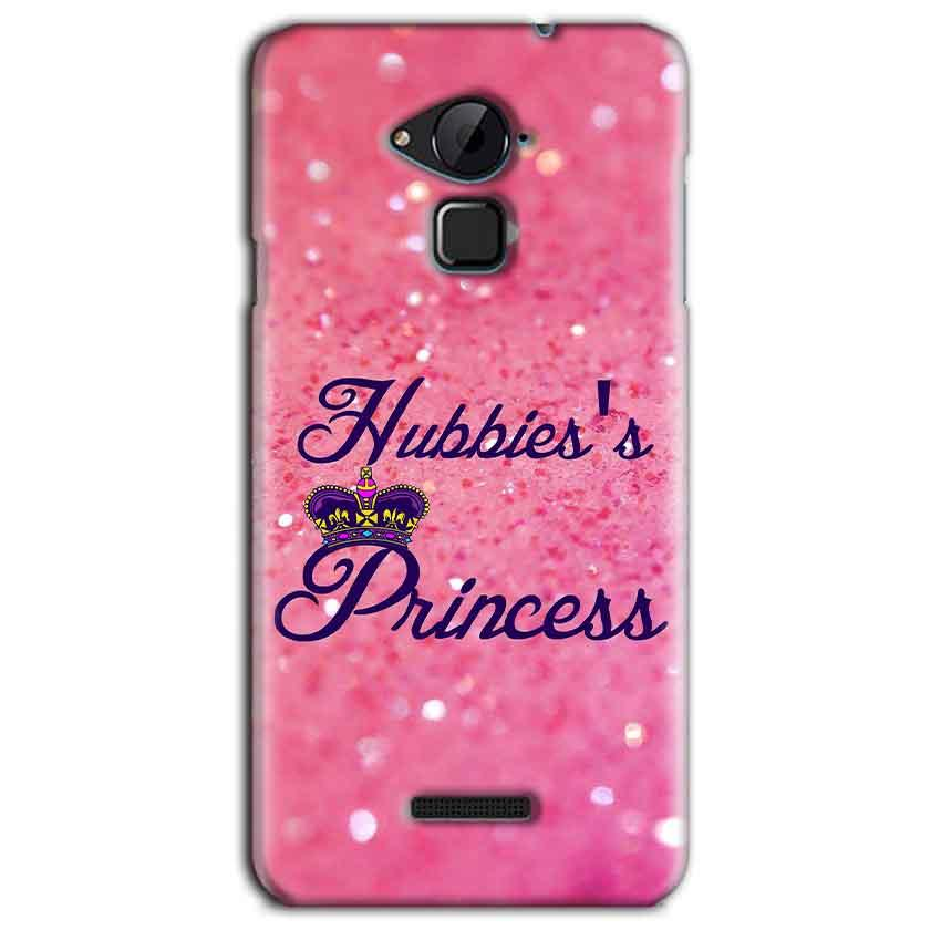 CoolPad Note 3 Lite Mobile Covers Cases Hubbies Princess - Lowest Price - Paybydaddy.com