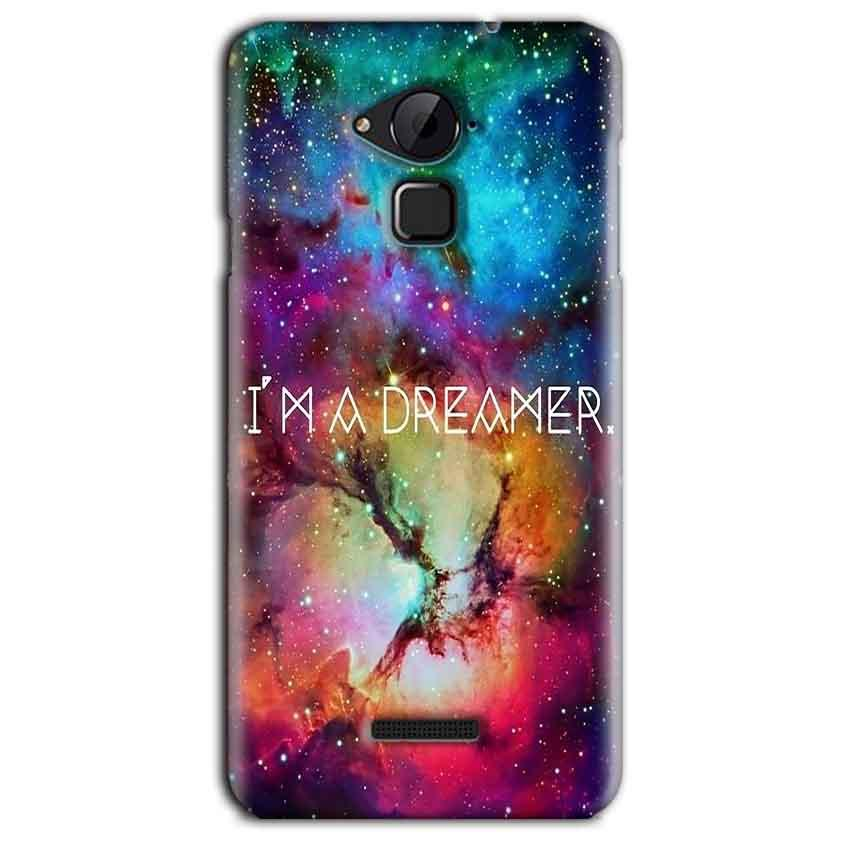 CoolPad Note 3 Lite Mobile Covers Cases I am Dreamer - Lowest Price - Paybydaddy.com