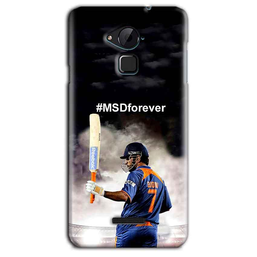 CoolPad Note 3 Lite Mobile Covers Cases MS dhoni Forever - Lowest Price - Paybydaddy.com
