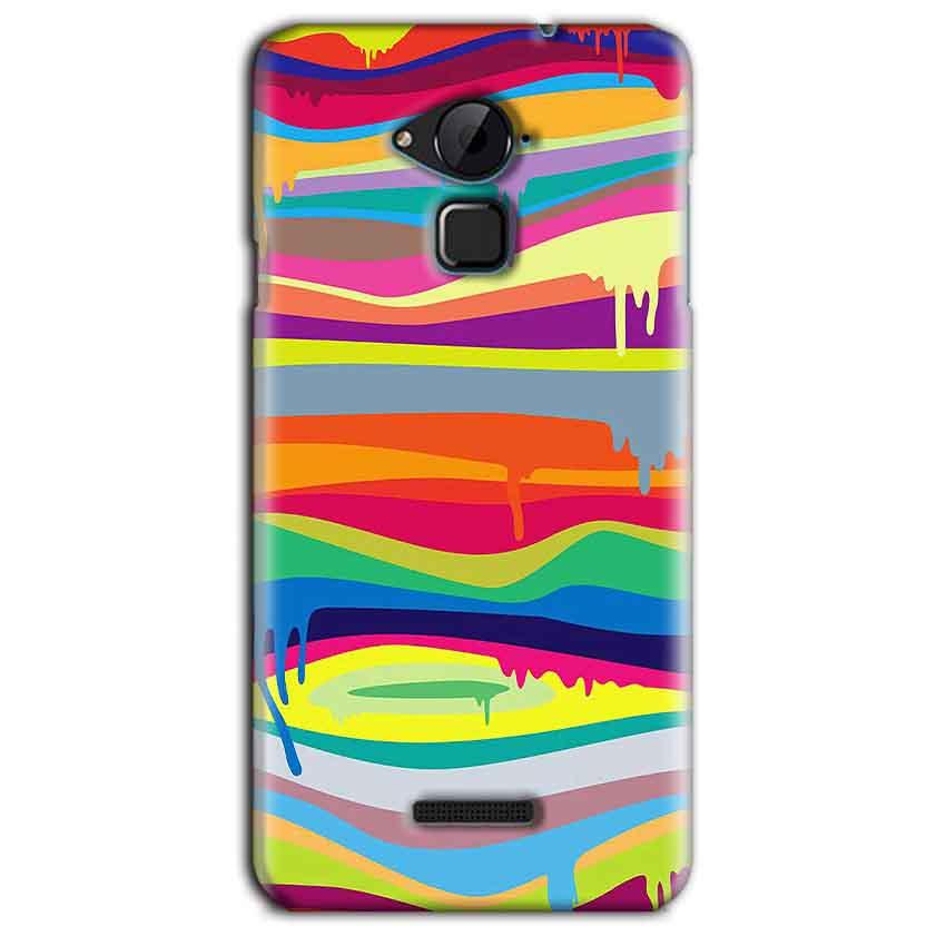 CoolPad Note 3 Lite Mobile Covers Cases Melted colours - Lowest Price - Paybydaddy.com