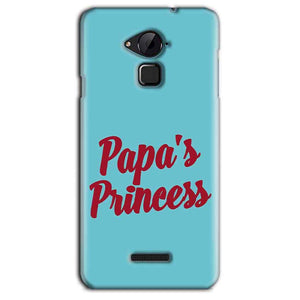 CoolPad Note 3 Lite Mobile Covers Cases Papas Princess - Lowest Price - Paybydaddy.com