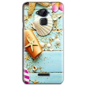 CoolPad Note 3 Lite Mobile Covers Cases Pearl Star Fish - Lowest Price - Paybydaddy.com