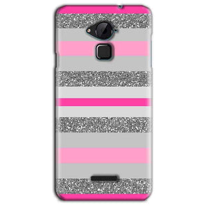 CoolPad Note 3 Lite Mobile Covers Cases Pink colour pattern - Lowest Price - Paybydaddy.com