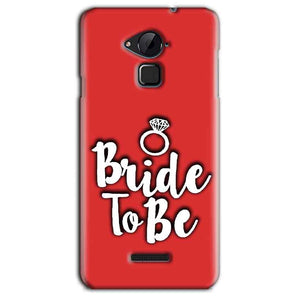 CoolPad Note 3 Lite Mobile Covers Cases bride to be with ring - Lowest Price - Paybydaddy.com