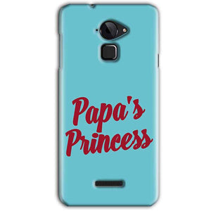 CoolPad Note 3 Mobile Covers Cases Papas Princess - Lowest Price - Paybydaddy.com