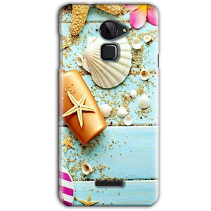 CoolPad Note 3 Mobile Covers Cases Pearl Star Fish - Lowest Price - Paybydaddy.com