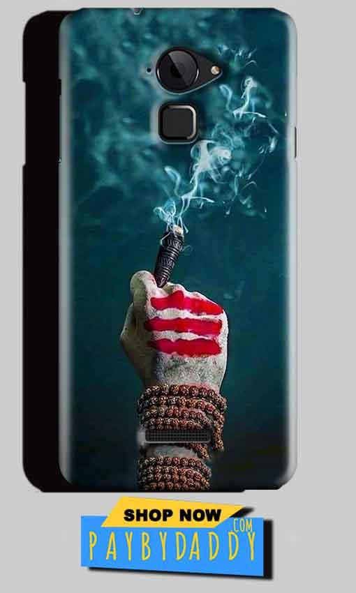CoolPad Note 3 Mobile Covers Cases Shiva Hand With Clilam - Lowest Price - Paybydaddy.com