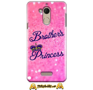 CoolPad Note 5 Mobile Covers Cases Brothers princess - Lowest Price - Paybydaddy.com