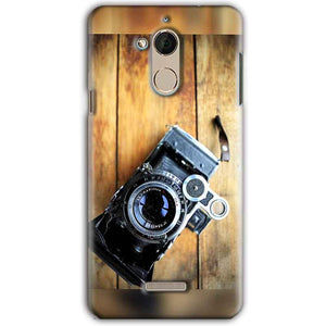 CoolPad Note 5 Mobile Covers Cases Camera With Wood - Lowest Price - Paybydaddy.com
