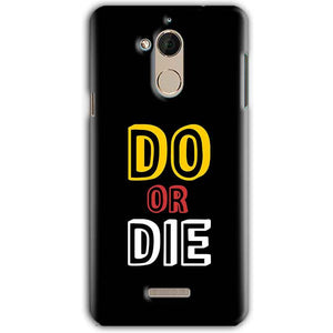 CoolPad Note 5 Mobile Covers Cases DO OR DIE - Lowest Price - Paybydaddy.com