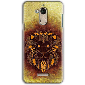 CoolPad Note 5 Mobile Covers Cases Lion face art - Lowest Price - Paybydaddy.com