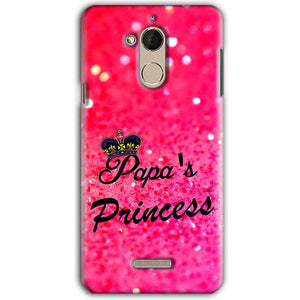 CoolPad Note 5 Mobile Covers Cases PAPA PRINCESS - Lowest Price - Paybydaddy.com