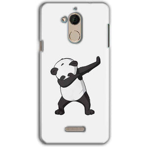 CoolPad Note 5 Mobile Covers Cases Panda Dab - Lowest Price - Paybydaddy.com
